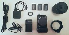 Sony NEX-6 Black Digital Camera bundled w/ E-mount Lens SEL2870, Charger/Bag/SD