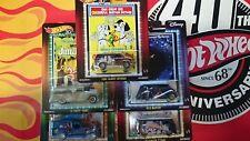 Hot Wheels Disney 50 Th anniversary  Choise/Choix lot ou à l'unitè ( N20)