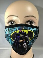 Batman Customize Kids Reusable Cloth Face Covering/Washable/Handmade.