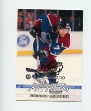 03-04 IN THE GAME ACTION ALL-STAR GAME MINNESOTA BRENDAN MORRISON 7/10 *67990
