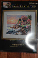 Dimensions The Gold Collection Guardian of The Sea Counted Cross Stitch Kit USA