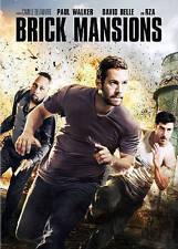 Brick Mansions (DVD, 2014, Brand New)