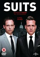 Suits - Season 4 [DVD][Region 2]