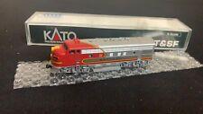 Kato 176-2121 N Scale -SANTA FE LOCOMOTIVE - EMD F7A ATSF DOUBLE HEADLIGHT NO SG