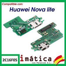 PLACA DE CARGA PARA HUAWEI NOVA LITE CONECTOR PUERTO USB ANTENA MICROFONO MODULO