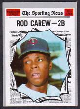 1970 TOPPS BASEBALL ALL STAR CARD #453 ROD CAREW - NM
