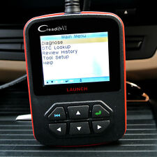 Launch Creader VI OBD2 OBDII EOBD Fault Code Reader Auto Diagnostic Scanner Tool
