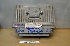 1997 Oldsmobile Achieva Engine Control Unit ECU 16217058 Module 02 10C6