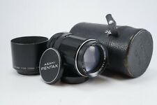 **GREAT** Pentax Takumar 135mm f3.5 MF Lens for M42 35mm SLR FIlm Camera - CLA'd