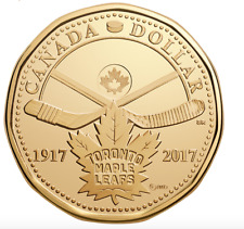 2017 Toronto Maple Leafs 100th Anniversary Coin