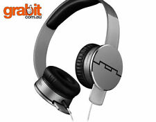 Sol Republic Tracks HD White On-Ear headphones- 3-Button Mic + Music Control