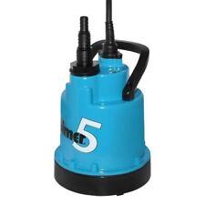 Jung Simer 5 Tauchpumpe Flauchsauger Unterwasserpumpe 190W 10m Kabel OD6601G-05