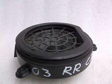 BS61017 02-05 MERCEDES W203 C240 DOOR SPEAKER REAR LEFT RL OEM