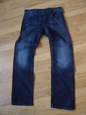 mens HUGO BOSS jeans - size 32W 32L great condition