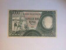 Indonesien / Indonesia - 10000 Rupiah 1964