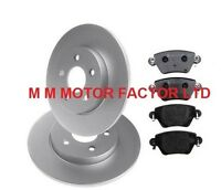 JAGUAR X-TYPE (00-) 2.0 2.1 2.2 TDCi 2.5 3.0 V6 REAR BRAKE DISCS AND PADS SET 1