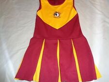 Florida State Seminoles FSU Girl's Cheerleading Outfit Dress Size 10 NCAA