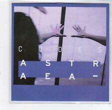 (FE455) Codes, Astraea - 2014 DJ CD