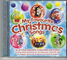 (FD315A) My Favourite Christmas Songs, 26 tracks various artists - 2010 CD