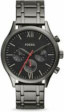Fossil  BQ2408 Fenmore Midsize Multifunction Smoke Stainless Steel Watch