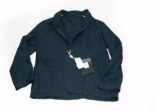 NWT***Giorgio Armani Le Collezioni Blue Navy Italy Blazer Jacket Size 48R**2 But