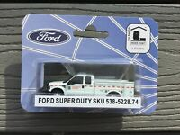 RPS River Point 1/87 HO CPR Ford Super Cab F-350 High-rail Pick-up 538-5228.74