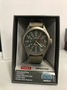 TIMEX Expedition WR 50 Men's Nylon Strap Watch - TW4B14000   MSRP: $60