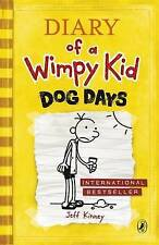 Diary of a Wimpy Kid DOG DAYS - Jeff Kinney - NEW Paperback - FREE SHIP in Aust