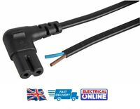 Sharp LED TV Long Power Lead Cable 1m 2m 3m 4m 5m No Plug Bare Ends