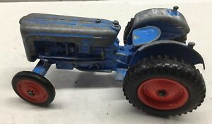CRESCENT FORDSON MAJOR TRACTOR .PLAY WORN .TO RESTORE