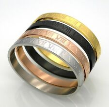Sliver Plated Roman Numeral Bracelet
