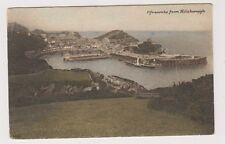 Devon postcard - Ilfracombe from Hillsborough