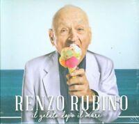 Renzo Rubino - Il Gelato Dopo Il Mare Digipack Cd Sigillato Spedito in 48 Ore