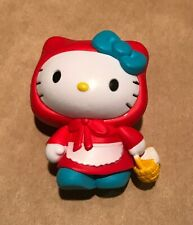 2016 Hello Kitty Costume Collection - Series 1 - Mini Figure - Red Riding Hood