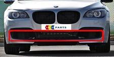BMW 7 NEW GENUINE F01 F02 FRONT M SPORT BUMPER LOWER OPEN GRILL SET OF THREE