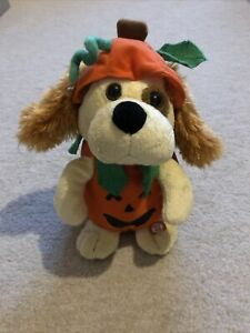 halloween decoration Dancing Dog
