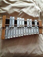 More details for glockenspiel musical instrument very old vintage in need of tlc
