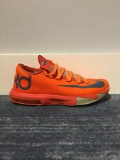 "Men's KD 6 ""Area 66"" Size 8.5 Pre-owned with other KD box"