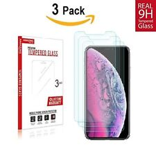 2pk Supershieldz for iPhone 8 Plus/iphone 7 Plus Tempered Glass Screen Protector