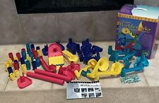 Discovery Toys~Super Marbleworks~Raceway Construction Set~COMPLETE~Mint in Box