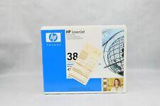 HP LaserJet 38A Print Cartridge Q1338A LAserJet Series 4200 New Old Stock Sealed