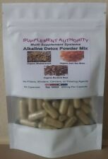 Irish Sea Moss - Bladderwrack - Burdock Root - Alkaline Detox ~ Dr. Sebi ~ 50ct