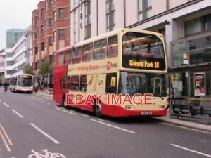 PHOTO  BRIGHTON AND HOVE BUS COMPANY BUS YN55 NFM ROUTE: 18 DESTINATION: QUEENS