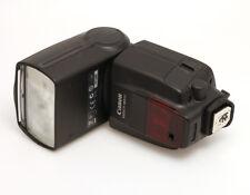 Canon Speedlite 580EX II Blitzgerät #771280