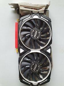 MSI AMD Radeon RX 470 Armor 8g OC Gaming Mining GPU