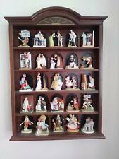 Norman Rockwell Danbury Mint 25 Figurines Full Set In Boxes! Originally $1000!