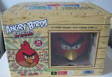 Angry Birds Lautsprecher 30 Watt Angry Birds Speaker 2.1 Stereo