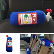 1pc NOS Nitrous Oxide Bottle Tank Car Seat Head Rest Cushion Pillows Neck Pillow