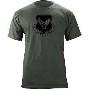 U.S. Air Force Subdued Veteran Patch T-Shirt