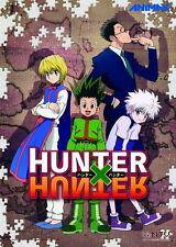 "012 Hunter x Hunter - Japanese Manga Series Written Anime 14""x20"" Poster"